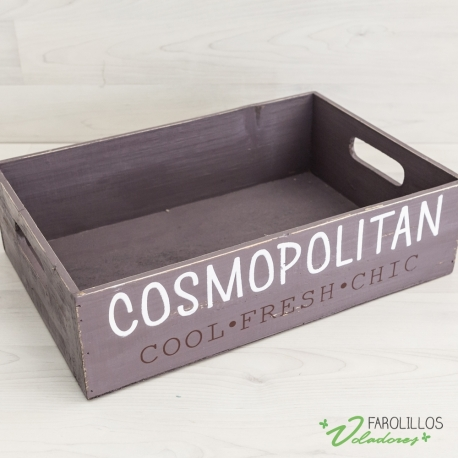 Bandeja Cosmopolitan