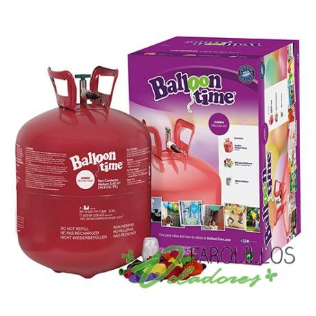 Botella de Helio Balloon Time 0,42m3