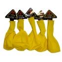 Pack 5 Globos de Led amarillos