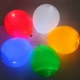 Pack de 5 globos led variados